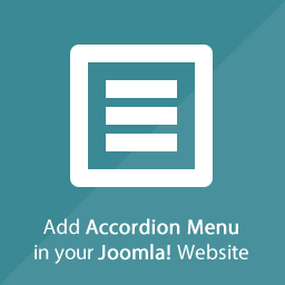 Easy Accordion Menu